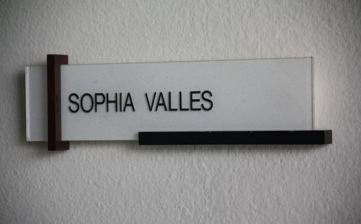 Name Plates All Signage Amp Graphics Company